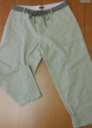 Брюки бриджи капри штаны палаццо шорты для прогулок на природе, походов р. 46-48 castro