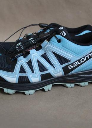 Salomon fellraiser женские трекинговые кроссовки 38 размер
