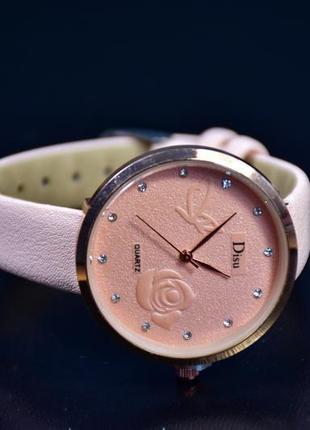 Наручные часы из эко кожи