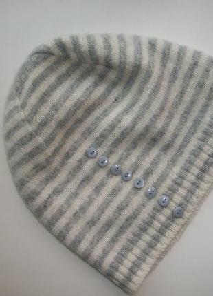 Шерстяная шапка h&m