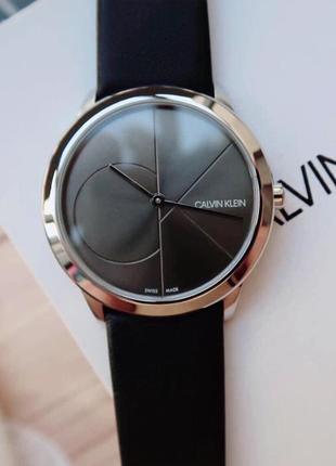 - 50% | женские швейцарские часы calvin klein minimal k3m221 (оригинальные, с биркой)