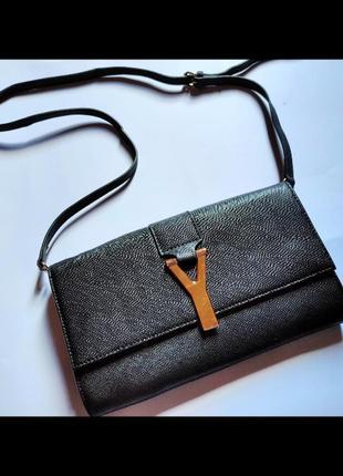 Клатч сумка yves saint laurent