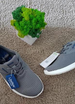 Чоловічі снікерси crocs literide mesh sneakers