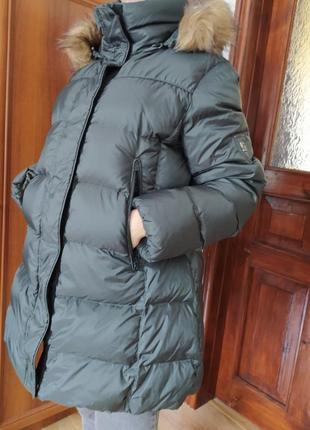 Фирменная зимняя курточка