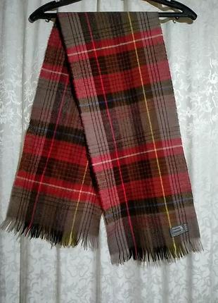 Courtelle. france. мужской шарф 26х132