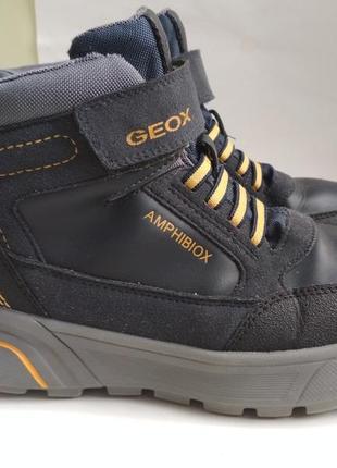 Ботинки geox amphibiox р.37