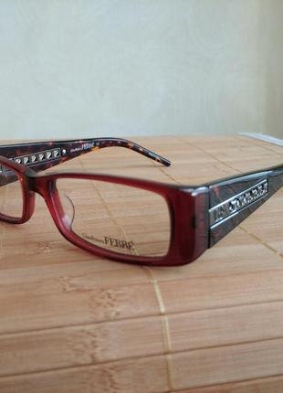 Фирменная оправа под линзы,очки женские оригинал g.ferre gf37704