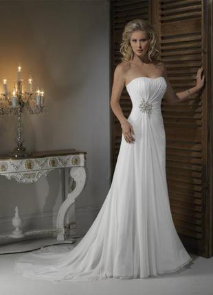 88ef7d1a75ce Свадебные платья в стиле ампир, красивые, модные 2019 - купить ...