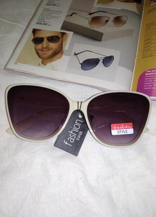 Солнцезащитные очки актуальная модель в трёх цветах🕶️