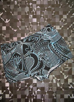 Плавки шортики плавательные шорты низ купальника р. 54