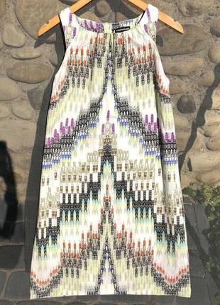 Красивое платье 100% хлопок