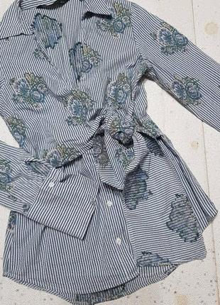 Рубашка zara размер хс