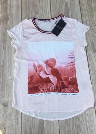 Стильная актуальная футболка тренд maison scotch & soda massimo dutti h&m zara
