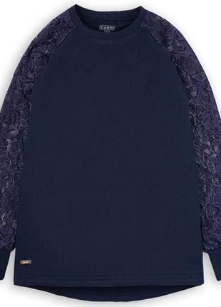 Школьная детская блуза на девочку