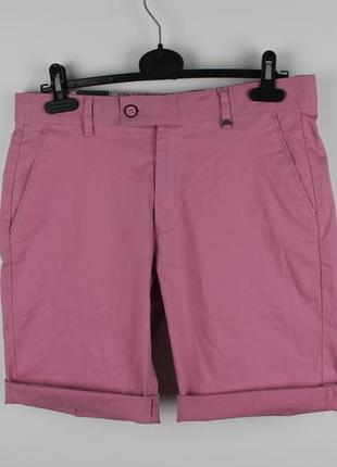Стильные качественные шорты reserved modern line slim fit shorts