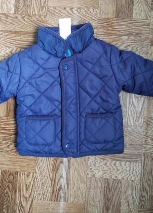 Деткая теплая курточка
