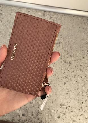 Новый кошелёк , визитницы от mango