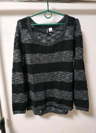 Свободный свитерок размер s*