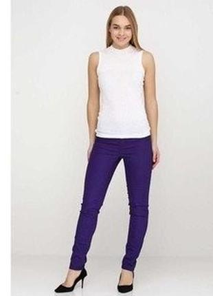 Стильные яркие джинсы джеггинсы , esmara , германия , р. 42 евро