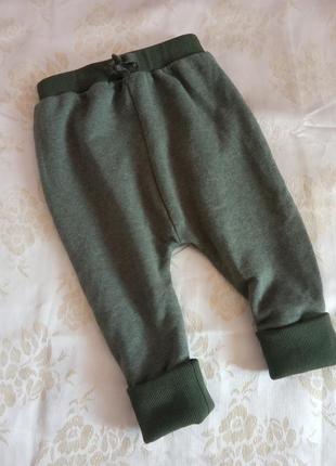Стильные штанишки с мотней, 4 года