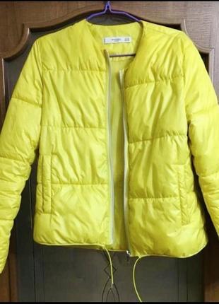 Куртка пиджак бомбер mango размер xs-m