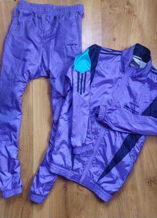 Винтажный костюм adidas