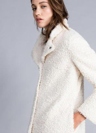 Новая шуба twin-set, италия оригинал пальто куртка