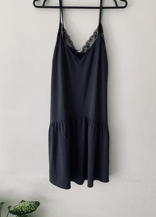 Платье/сарафан mango в бельевом стиле ❤️