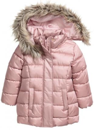 Куртка h&m 110см, 4-5р.