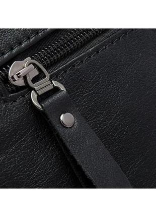 Мужская деловая кожаная сумка !4 фото