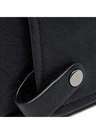 Мужская деловая кожаная сумка !8 фото