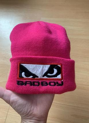 Bad boy шапка-бини шапка лопата