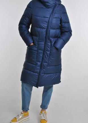 Пуховик на тинсулейте,холодная зима