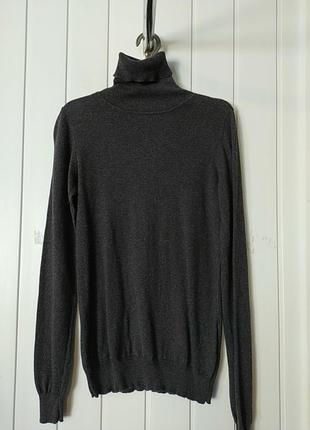 Женский свитер с горлом кашемир
