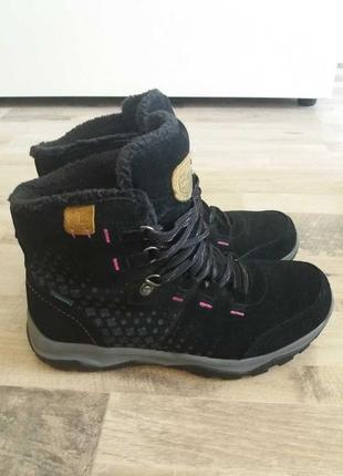 26см-39р karrimor зимние ботинки сапоги на девушку.