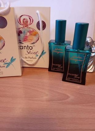 Франция, новый, супер стойкий аромат! парфюм, духи incanto shine salvatore ferragamo