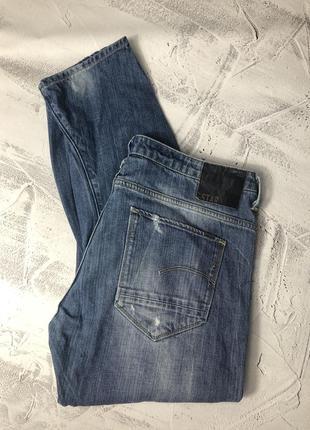 Джинси g star raw джинсы мужские штаны