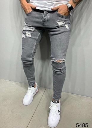 Турецкие мужские джинсы джинси, качественные и удобные