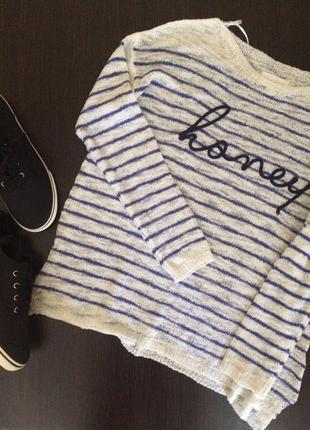 Свитшот свитер 🦋 летняя кофта италия 🇮🇹  oversize оверсайз