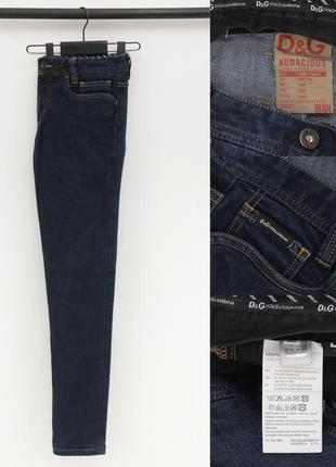 Зауженные джинсы dolce&gabbana