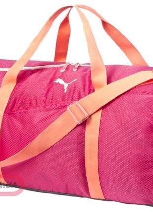 Спортивная сумка puma fit at large sports bag