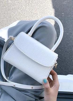 Новая сумочка кросс-боди
