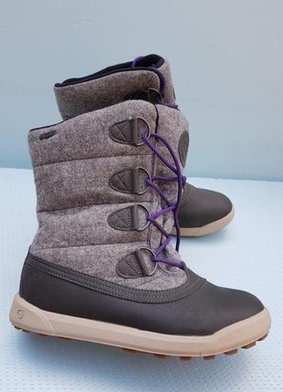 Зимнее ботинки hi-tec