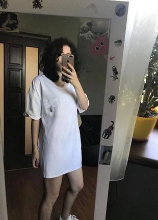 Сукня футболка