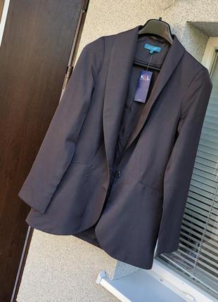Новый пиджак блейзер жакет италия cool code піджак