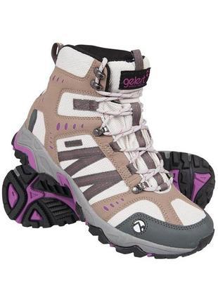 Mountain warehouse gelert beck women's waterproof boots  непромокаемые трекинговые ботинки