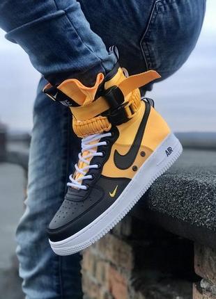 Кросівки черевики special field air force 1 кроссовки ботинки