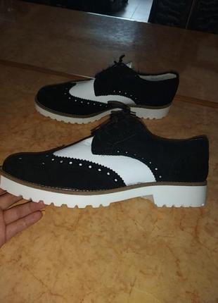 Оксфорды туфли  лоферы big ben made in italya 40p.
