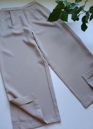 Модные широкие штаники