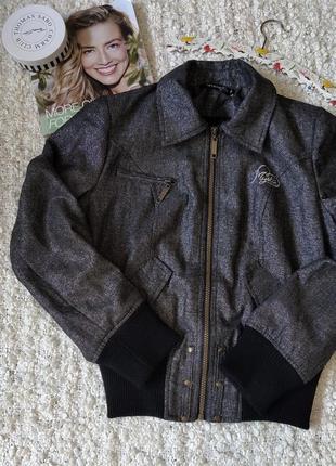 Куртка,пальто на замочку, шерсть.